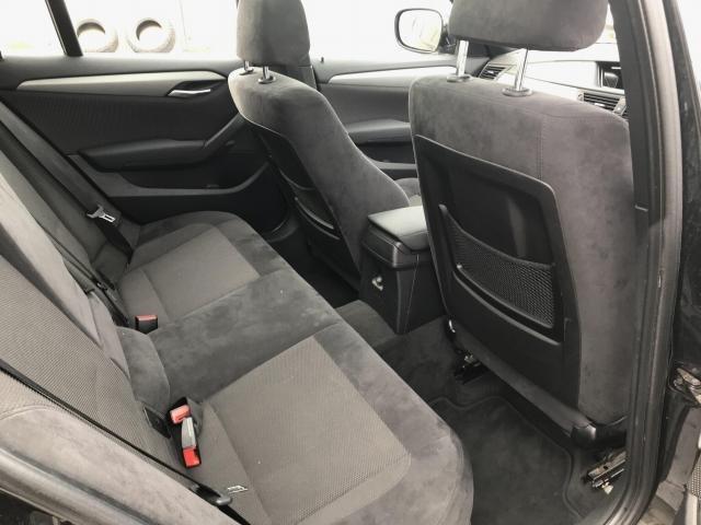 2012 BMW X1 sDRIVE 18i E84 MY11 Black