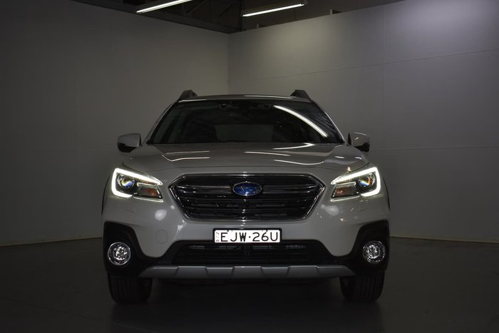 2020 Subaru Outback 2.5i Premium 5GEN MY20 Four Wheel Drive White