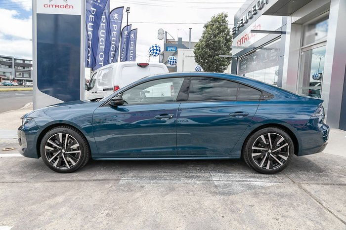 2019 Peugeot 508 GT R8 MY19 Blue
