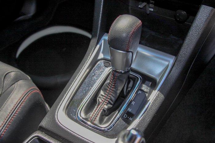 2016 Subaru WRX Premium V1 MY16 Four Wheel Drive Blue