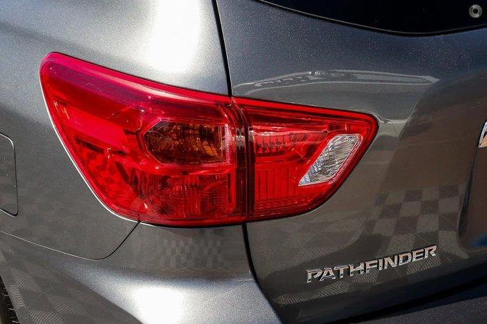 2020 Nissan Pathfinder ST-L R52 Series III MY19 4X4 On Demand Gun Metallic