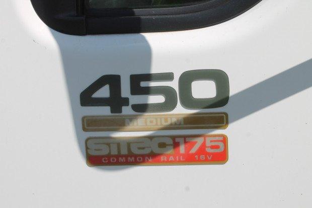 2005 Isuzu NQR450 Medium Fridge Pantech White