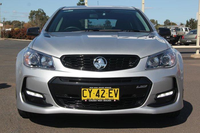 2017 Holden Commodore SS V Redline VF Series II MY17 Silver