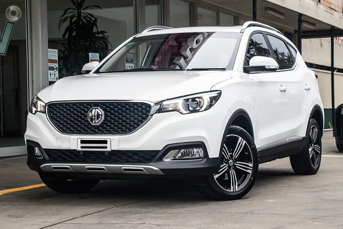 2019 MG ZS Essence AZS1 MY19 White