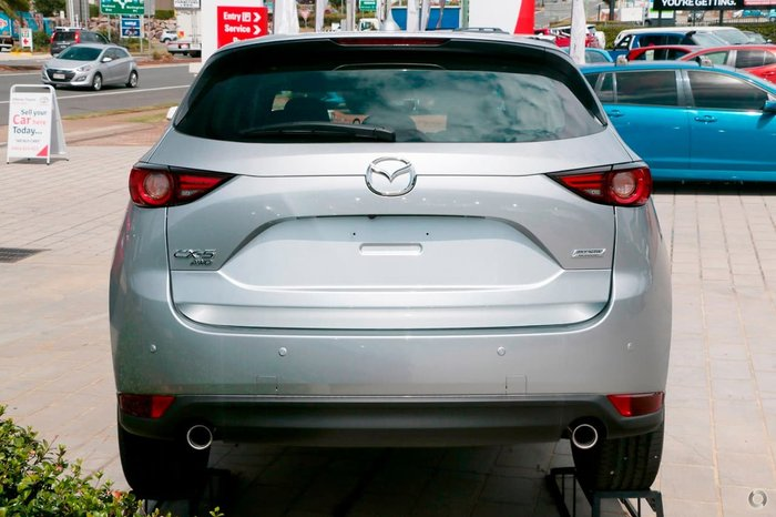 2020 Mazda CX-5 Akera KF Series 4X4 On Demand Silver