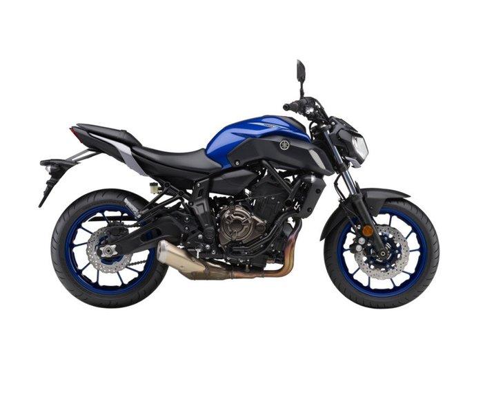 2020 Yamaha MT-07 LA (ABS) Road