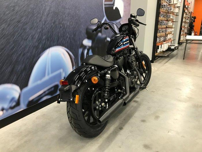 2020 Harley-davidson XL1200NS IRON 1200 Vivid Black