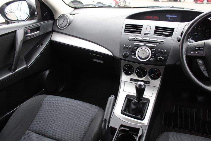 2010 Mazda 3 Maxx BL Series 1 Grey