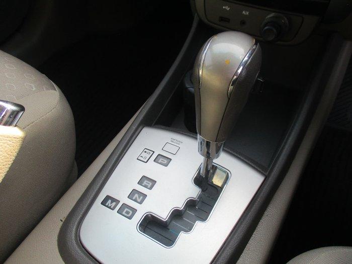 2011 SsangYong Korando SX C200 Four Wheel Drive Grey