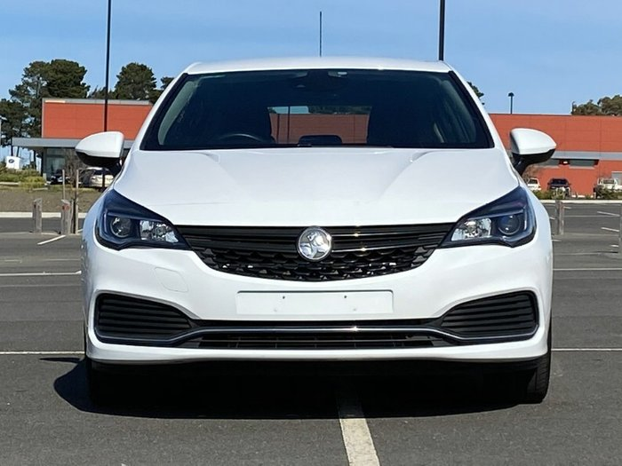 2017 Holden Astra R+ BK MY17 SUMMIT WHITE