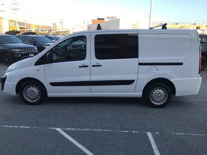 2012 Peugeot Expert B9P MY12 White