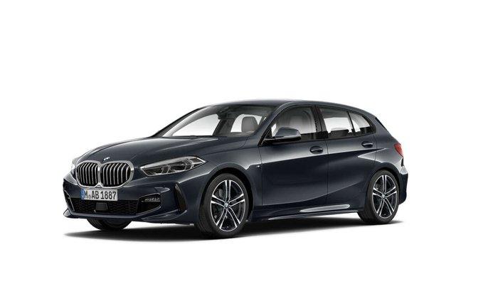 2020 BMW 1 Series 118i M Sport F40 Grey