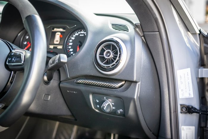 2016 Audi RS3 8V MY16 Four Wheel Drive Grey