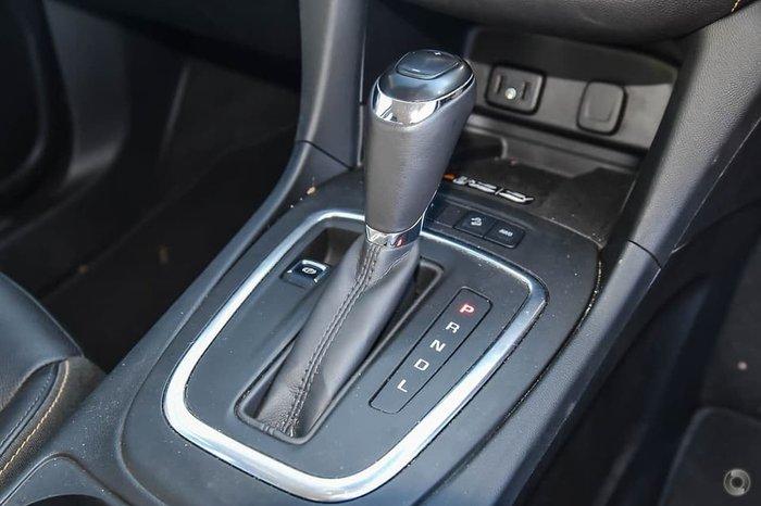 2017 Holden Equinox LTZ EQ MY18 Four Wheel Drive White