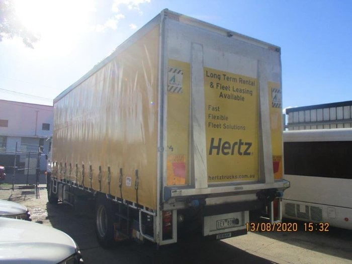 2015 HINO GH XLONG null null WHITE