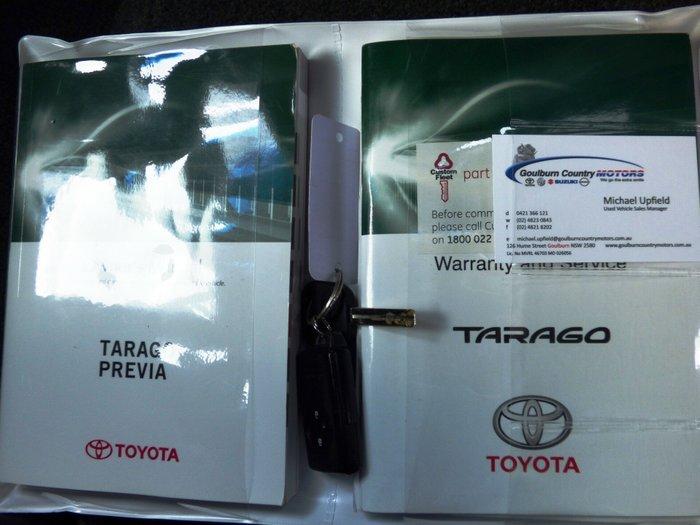 2016 Toyota Tarago
