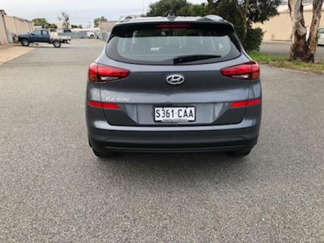 2018 Hyundai TUCSON 2019 Hyundai TL3 TUCSON WG GO 2.0P AUTO PEPPER GRAY