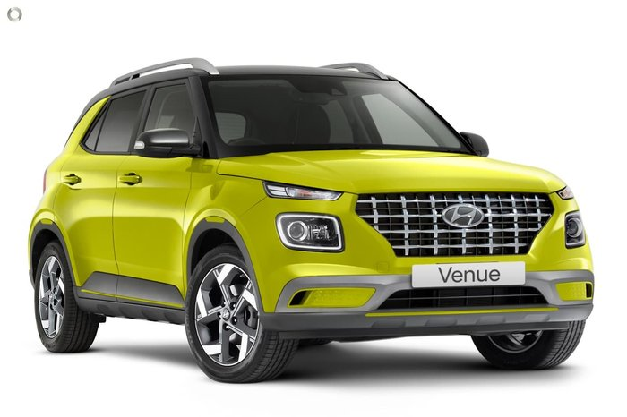 2020 Hyundai Venue Elite