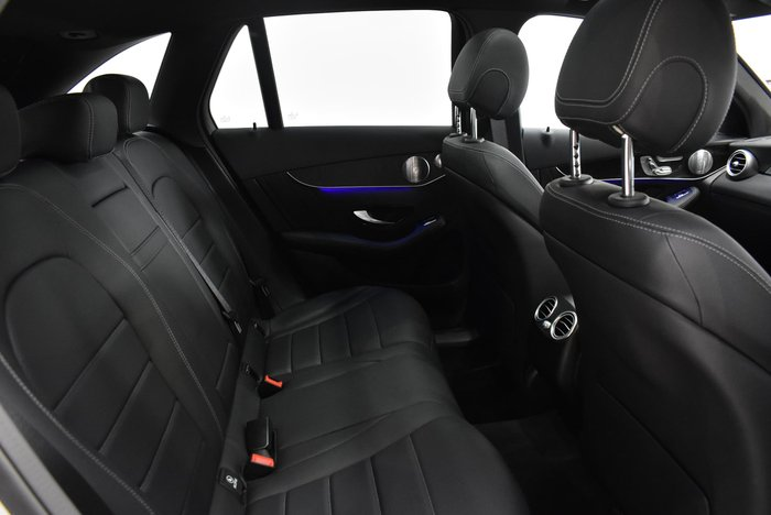 2020 Mercedes-Benz GLC-Class GLC200 X253 Silver