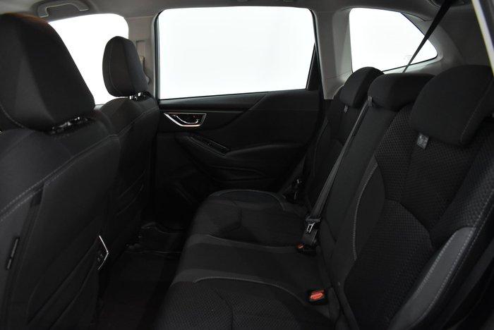 2020 Subaru Forester Hybrid L S5 MY20 Four Wheel Drive Blue