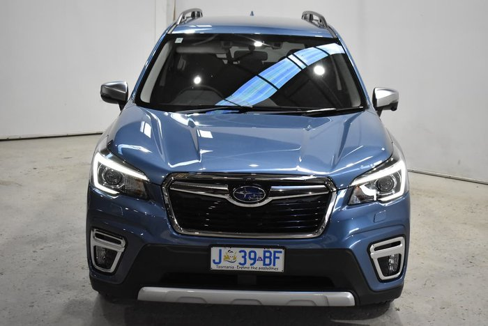 2020 Subaru Forester Hybrid L S5 MY20 Four Wheel Drive Blue