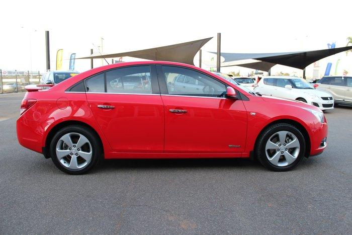 2010 Holden Cruze CDX JG Red