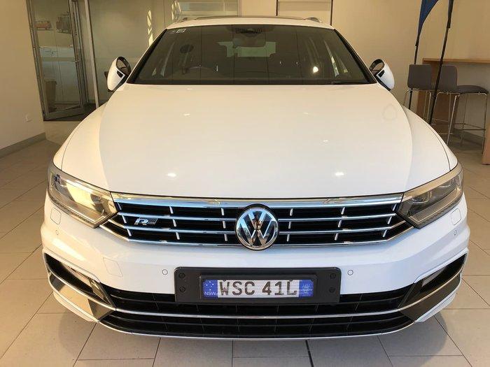 2015 Volkswagen Passat 132TSI Comfortline B8 MY16 White