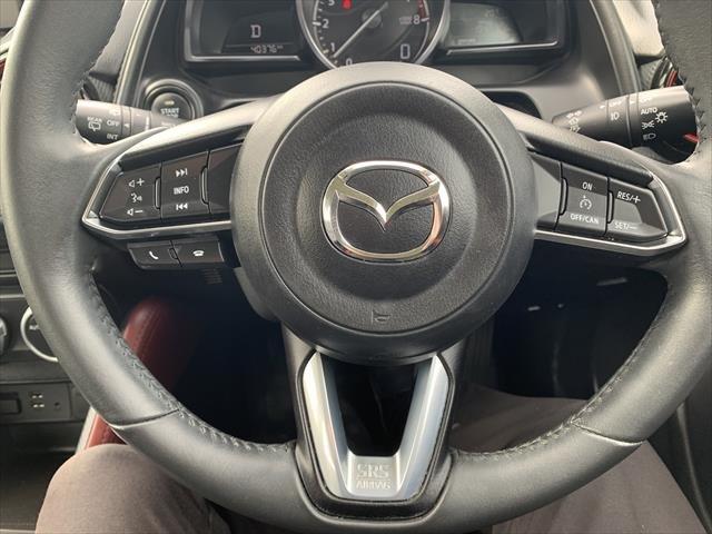 2018 Mazda CX-3 sTouring DK White