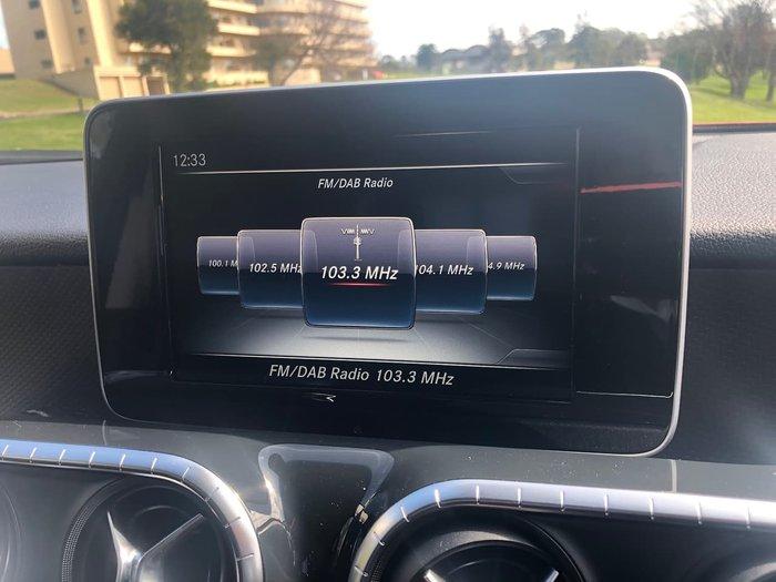 2018 Mercedes-Benz X-Class X250d Progressive 470 4X4 Dual Range Red