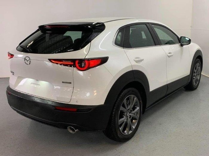 2020 Mazda CX-30 G20 Astina DM Series White