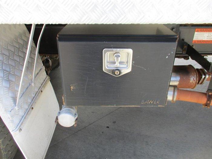 2008 ISUZU FVZ 1400 AUTO null null White