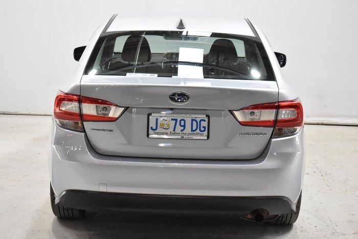 2017 Subaru Impreza 2.0i-L G5 MY17 Four Wheel Drive Silver