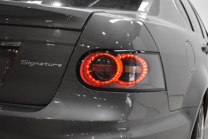 2012 Holden Special Vehicles Senator Signature E Series 3 MY12 Grey