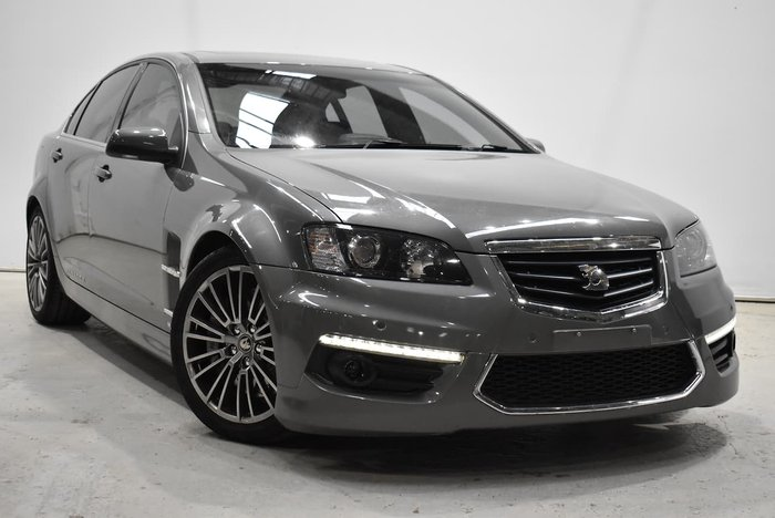 2012 Holden Special Vehicles Senator Signature E Series 3 MY12 Grey
