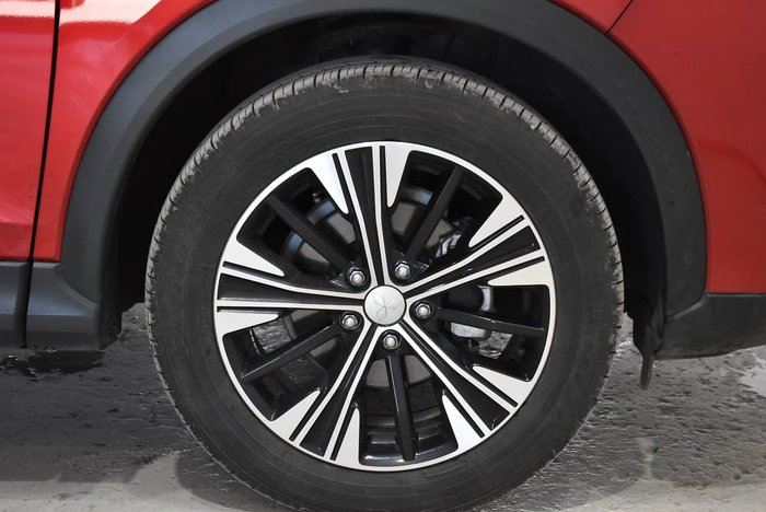 2018 Mitsubishi Eclipse Cross LS YA MY18 Red