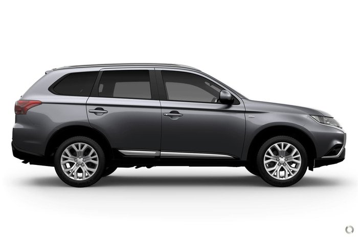 2020 Mitsubishi Outlander ES ADAS ZL MY20 4X4 On Demand Grey