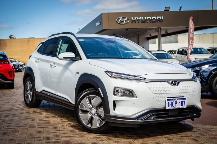 2020 Hyundai Kona electric Highlander