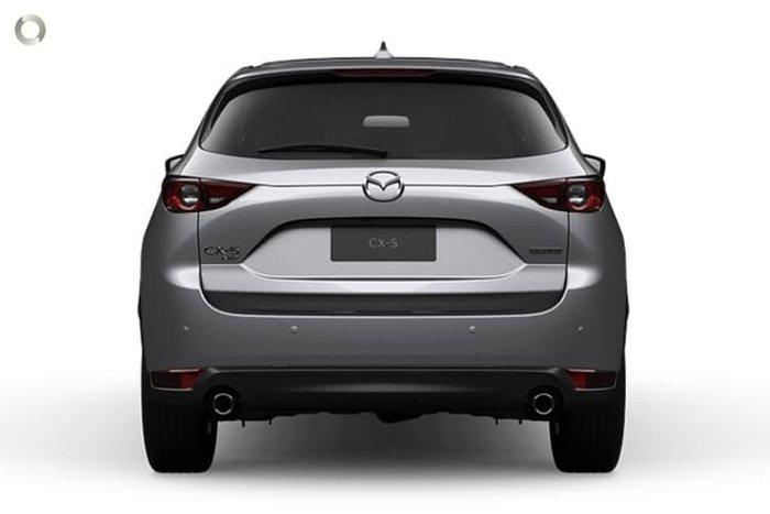 2020 Mazda CX-5 Maxx KF Series Silver