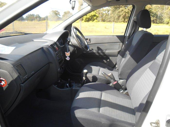 2006 Hyundai Getz TB MY06 White