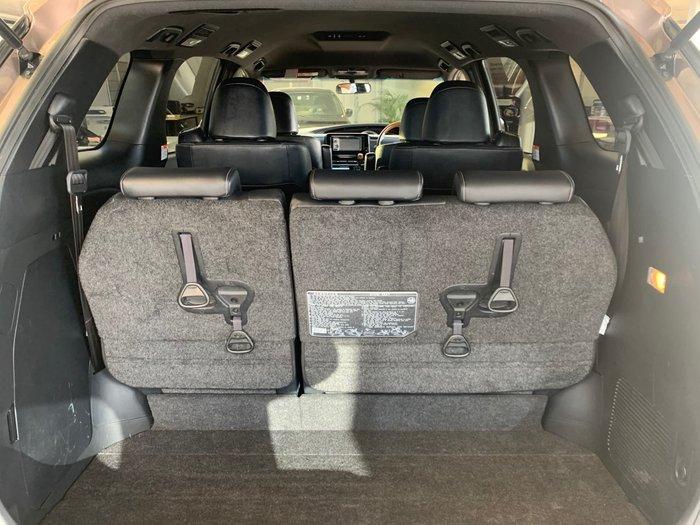 2017 Toyota Tarago GLX GSR50R Brown