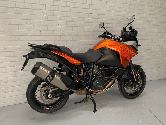 2014 Ktm 1190 ADVENTURE Orange