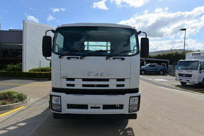 2012 ISUZU FTR 900 WHITE