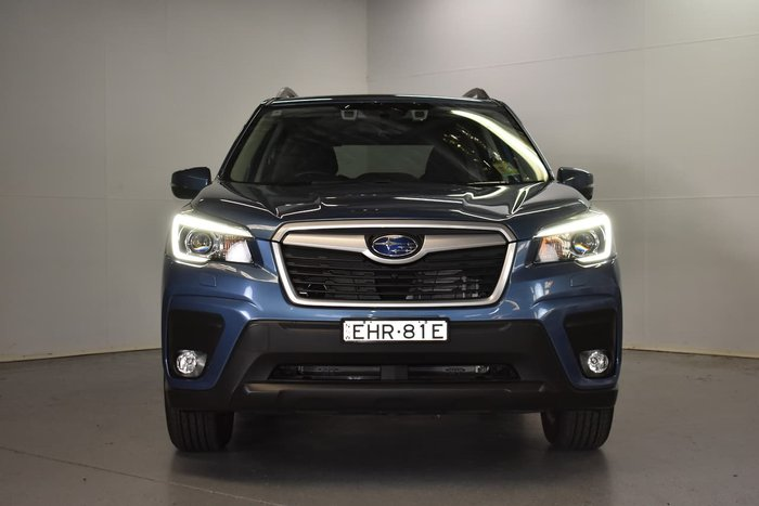 2019 Subaru Forester 2.5i-L S5 MY20 Four Wheel Drive Blue