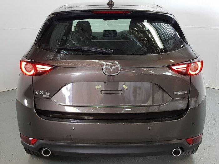 2020 Mazda CX-5 Akera KF Series 4X4 On Demand Bronze