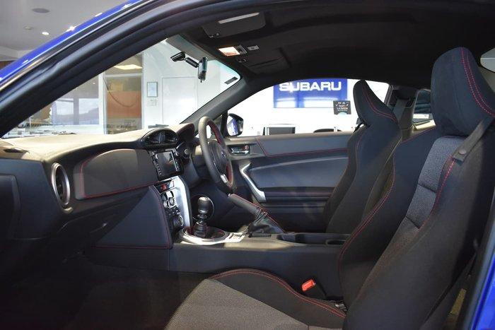 2020 Subaru BRZ Z1 MY20 Blue