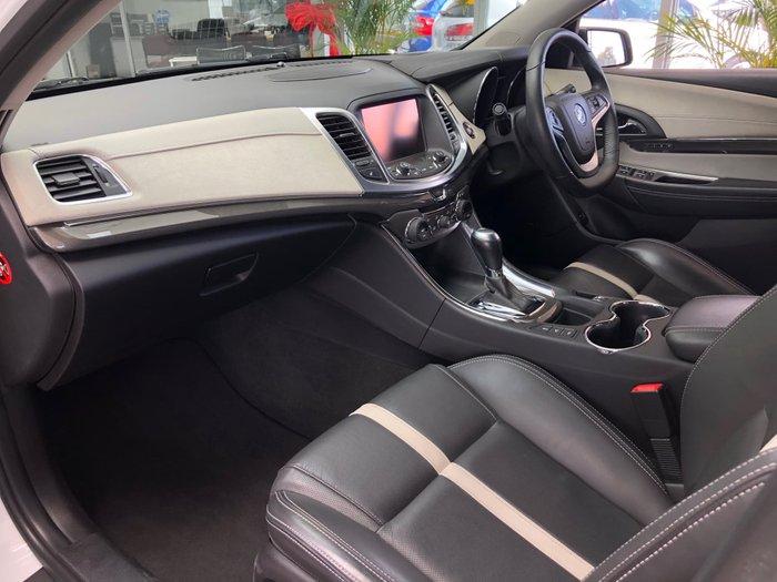 2017 Holden Caprice V WN Series II MY17 White