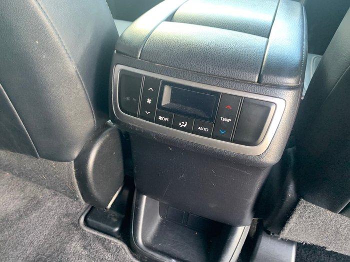 2016 Toyota Kluger GXL GSU50R Grey