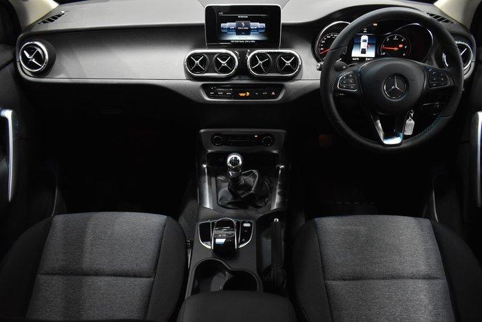 2020 Mercedes-Benz X-Class X250d Progressive 470 4X4 Dual Range White