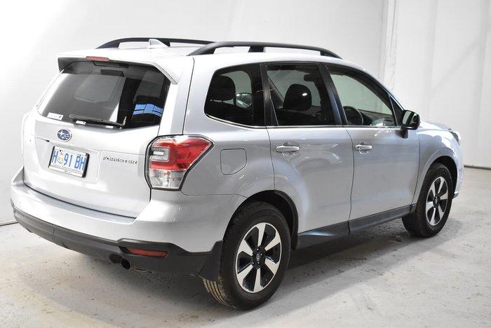 2017 Subaru Forester 2.5i-L S4 MY18 Four Wheel Drive Silver