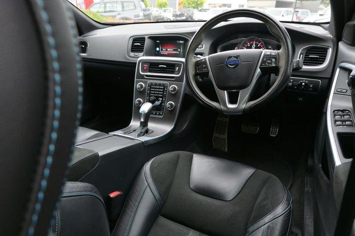 2015 Volvo S60 Polestar MY15 Four Wheel Drive Silver